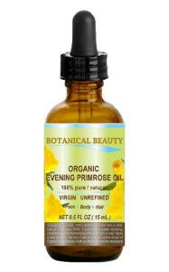 Evening Primrose Oil Botanical Beauty